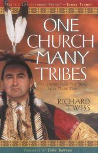 Yamaha Native Drum Richard Twiss One Church Many Tribes