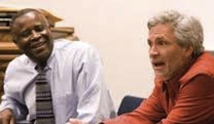 Chris Rice and Emmanuel Katongole 2