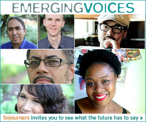 sojourners emerging voices