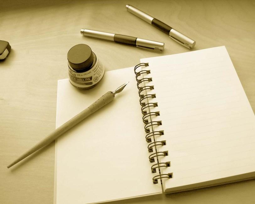 calligraphy pen 2