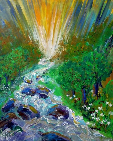 streams of living water 5