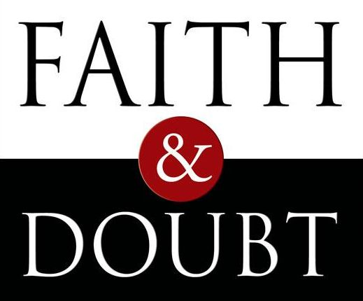 "Photo courtesy of John Ortberg's great book ""Faith & Doubt"""