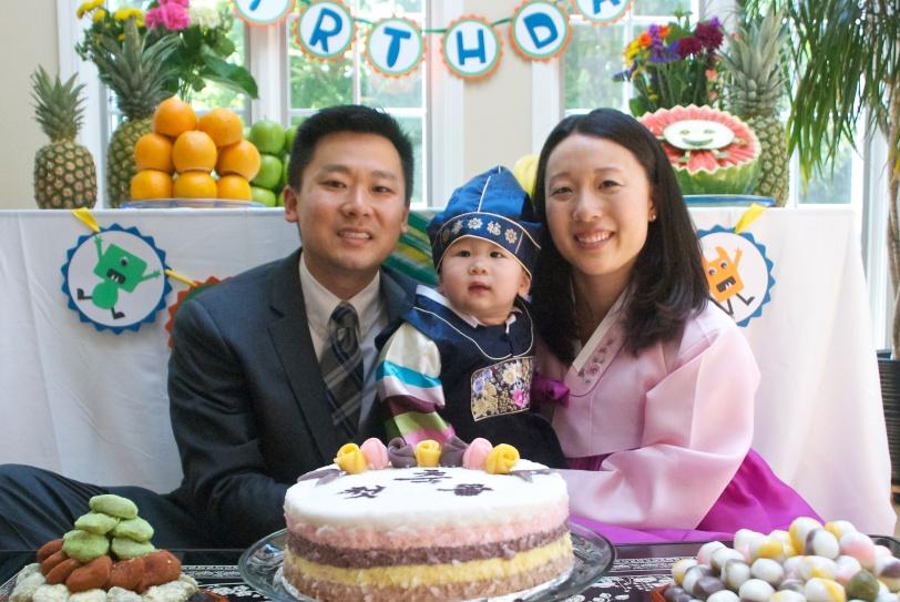 Lee-Chang family