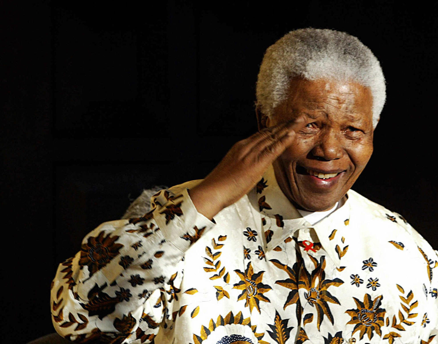 What I Learned About Faith And Courage From Nelson Mandela