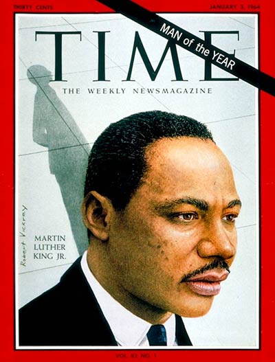 MLK Time mag