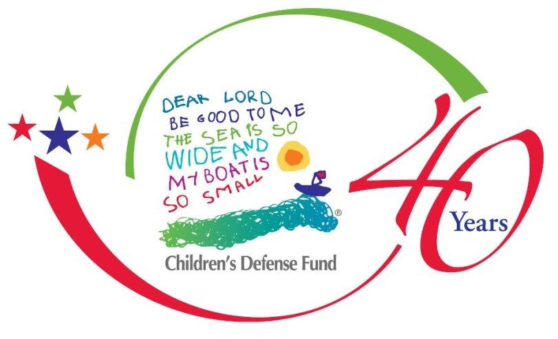 40 year ann. logo
