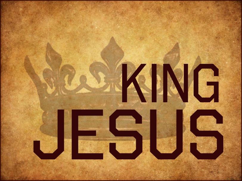 King Jesus 1